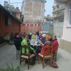 Отель Bodhi Guest House Непал, Катманду - отзывы, цены и фото номеров - забронировать отель Bodhi Guest House онлайн питание