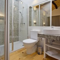 Отель MyStay Porto Bolhão Стандартный номер с различными типами кроватей фото 12