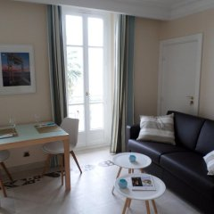 Апартаменты Apartment - Promenade des Anglais комната для гостей фото 3