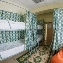 DimAL Hostel Almaty Кровать в общем номере двухъярусные кровати фото 2
