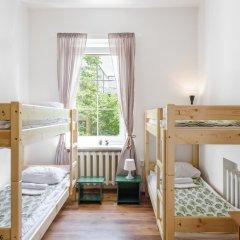 Хостел и Кемпинг Downtown Forest Кровать в общем номере фото 29