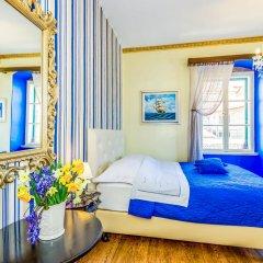 Апартаменты Captain's Apartments Улучшенная студия с различными типами кроватей фото 22