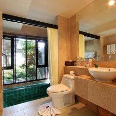 Отель Andaman White Beach Resort 4* Вилла с различными типами кроватей фото 20