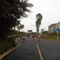 Отель Shuiyunjian Seaside Homestay Китай, Сямынь - отзывы, цены и фото номеров - забронировать отель Shuiyunjian Seaside Homestay онлайн спортивное сооружение