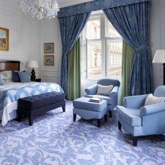 Four Seasons Hotel Prague 5* Люкс с различными типами кроватей фото 16