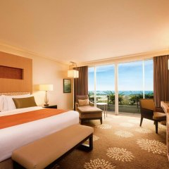 Отель Marina Bay Sands комната для гостей фото 4