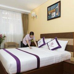 TTC Hotel Deluxe Saigon 3* Номер Делюкс с различными типами кроватей фото 17