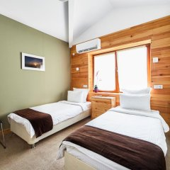 Гостевой дом Резиденция Парк Шале Стандартный номер с различными типами кроватей фото 18