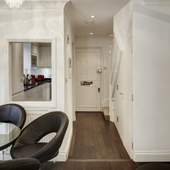 Апартаменты City Marque Knightsbridge Serviced Apartments Лондон интерьер отеля