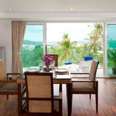 Отель Santosa Detox and Wellness Center пляж Ката комната для гостей фото 3