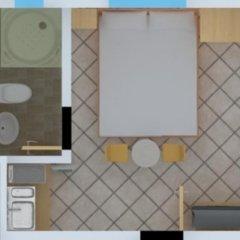 Апартаменты Apartments Anastasija Студия с различными типами кроватей фото 27