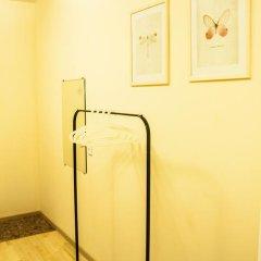 Мини-Отель Компас Кровать в общем номере с двухъярусной кроватью фото 33