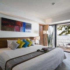 Отель Sunset Beach Resort 4* Номер Делюкс с двуспальной кроватью