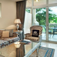 Kempinski Hotel & Residences Palm Jumeirah 5* Люкс с различными типами кроватей фото 2