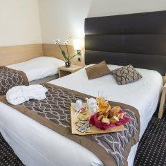 Hotel Apogia Nice 4* Стандартный номер с двуспальной кроватью фото 4