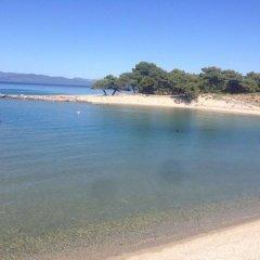 Отель Aeollos Греция, Пефкохори - отзывы, цены и фото номеров - забронировать отель Aeollos онлайн пляж