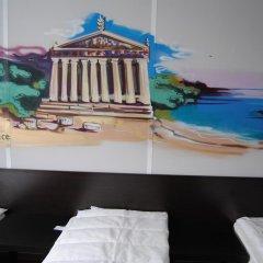 Хостел Европа Номер с общей ванной комнатой с различными типами кроватей (общая ванная комната) фото 4