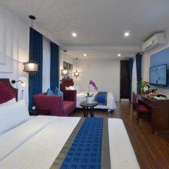 Nova Hotel 3* Номер категории Премиум с различными типами кроватей