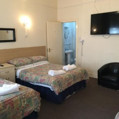 Smiths Hotel Глазго комната для гостей