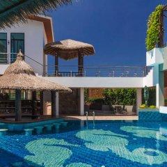Отель Chalong Miracle Lakeview Condo by TropicLook бассейн фото 3