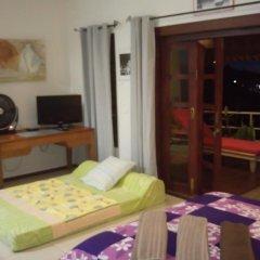 Отель Piafau hills Французская Полинезия, Фааа - отзывы, цены и фото номеров - забронировать отель Piafau hills онлайн комната для гостей фото 3