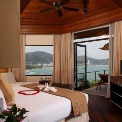 Отель IndoChine Resort & Villas 4* Вилла с разными типами кроватей фото 9