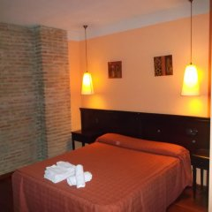 Hotel La Fuente Канделарио комната для гостей фото 4