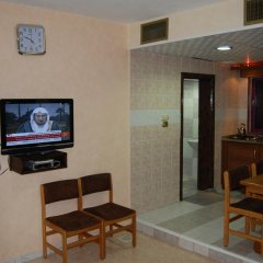 Daraghmeh Hotel Apartments - Wadi Saqra 2* Улучшенные апартаменты с различными типами кроватей фото 2