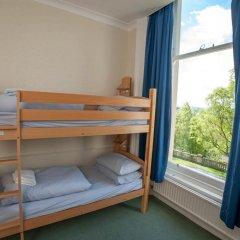 Glasgow Youth Hostel Стандартный номер с различными типами кроватей фото 10