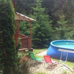 Гостиница Cottages Sim Vitriv бассейн