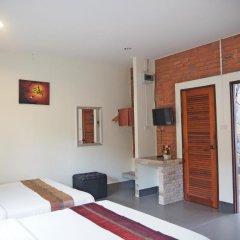 Отель Canal Resort 2* Стандартный семейный номер с двуспальной кроватью фото 3