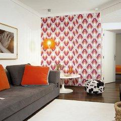 Отель Duna Parque Beach Club 3* Семейные апартаменты разные типы кроватей фото 8