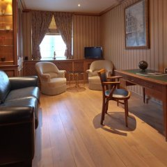 Отель BrusselsSuite комната для гостей фото 5