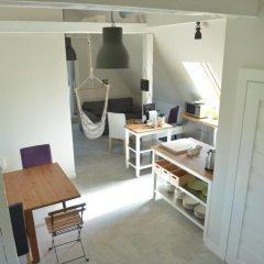 Five Point Hostel удобства в номере