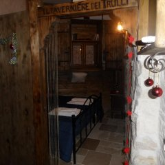Отель Taverniere dei Trulli Casa Vacanze Стандартный номер фото 8