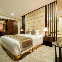 Muong Thanh Hanoi Centre Hotel 3* Представительский люкс с различными типами кроватей фото 5