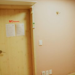 Отель Unni House 2* Стандартный номер с различными типами кроватей фото 9