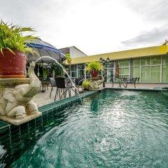 Отель Central Pattaya Garden Resort 2* Стандартный номер с различными типами кроватей фото 9