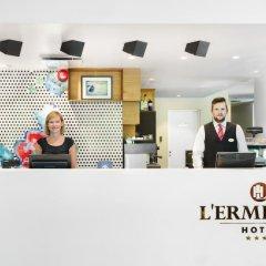 Отель L Ermitage Эстония, Таллин - - забронировать отель L Ermitage, цены и фото номеров интерьер отеля фото 2