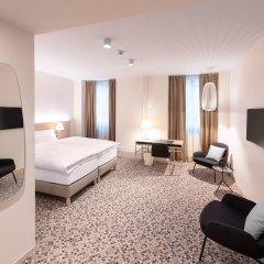 Hotel Savoy 4* Улучшенный номер с различными типами кроватей фото 8