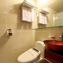 Hotel Myeongdong Сеул ванная