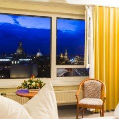 Отель am Terrassenufer Германия, Дрезден - отзывы, цены и фото номеров - забронировать отель am Terrassenufer онлайн комната для гостей фото 3