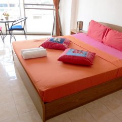 Отель View Talay 1B Apartments Таиланд, Паттайя - отзывы, цены и фото номеров - забронировать отель View Talay 1B Apartments онлайн комната для гостей фото 3