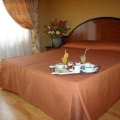 Grand Hotel Dei Cesari 4* Стандартный номер с двуспальной кроватью фото 5