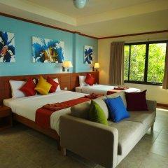 Отель Pinnacle Koh Tao Resort 3* Вилла с различными типами кроватей