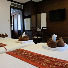 Отель Andaman Lanta Resort комната для гостей