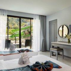 Отель Ananta Burin Resort 4* Улучшенный номер с различными типами кроватей фото 2
