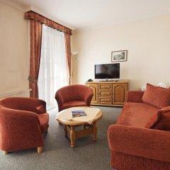 Отель Pension Villa Rosa 3* Люкс с различными типами кроватей фото 4