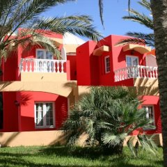 Отель Villas Stella Paradise Морро Жабле