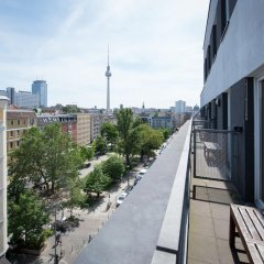 wombat's CITY HOSTEL - Berlin Стандартный номер с двуспальной кроватью фото 4